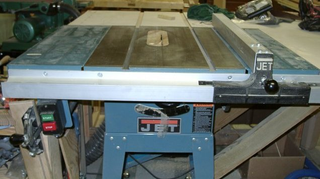 Jet 10 Quot Table Saw